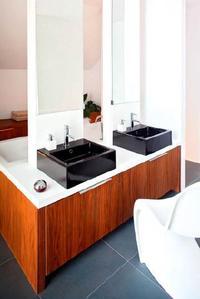 łazienka z wyspą