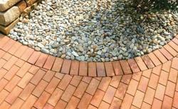 13 pomysłów na barwne nawierzchnie ogrodowe z cegły klinkierowej