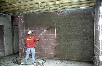 Grunt pod tynki cementowo wapienne