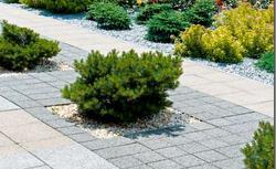 Betonowe płyty - ciekawy pomysł na nawierzchnie betonowe w ogrodzie