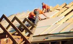 Poddasze użytkowe i strych. Ocieplanie dachu skośnego i stropu