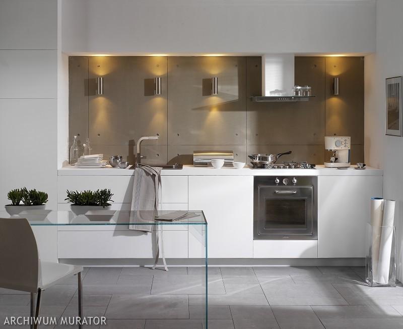 Galeria zdjęć  Kuchnia biała, kuchnia szara 10 aranżacji   -> Kuchnia Fiona Szara