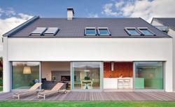 Nowoczesne elewacje nowoczesnych domów. Galeria zdjęć