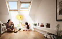 Jakie okna połaciowe zamontować, aby wystarczająco doświetlić wnętrze poddasza?