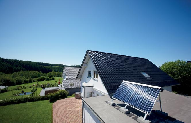Instalacje solarne Vaillant