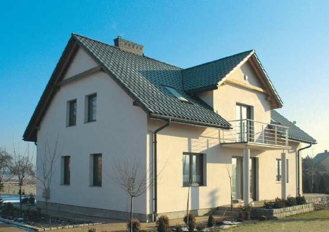 Okna połaciowe i okna pionowe