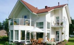 Ważny detal: izolacja termiczna dachu w domu pasywnym
