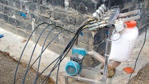 Hydroizolacja pozioma do remontu. Iniekcja ciśnieniowa i grawitacyjna