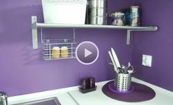 Farby do kuchni. Jakie wybrać, żeby ściany w kuchni jak najdłużej utrzymać w czystości?