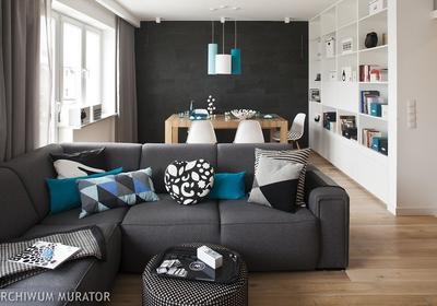 Jaką farbę wybrać do malowania ścian w salonie? [EKSPERT RADZI]