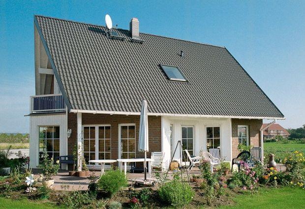 Domy nowoczesne w tradycyjnej bryle