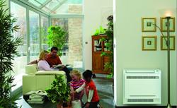 Pompa ciepła powietrze-powietrze – sposób na czyste i bezobsługowe ogrzewanie domu