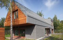 Modne szare dachy. Z czego zrobić szare pokrycie dachowe na dachu skośnym?