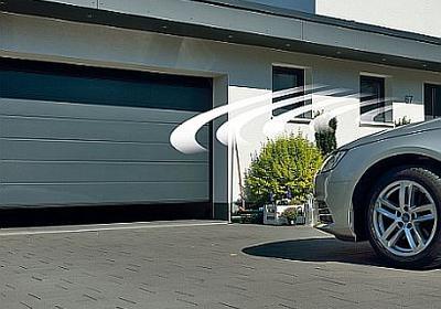 LPU 67 Thermo – energooszczędna brama garażowa Hörmann