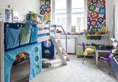 8 pomysłów, jak urządzić ładny pokój dla dziecka. Zdjęcia