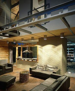 Przestrzeń salonowa
