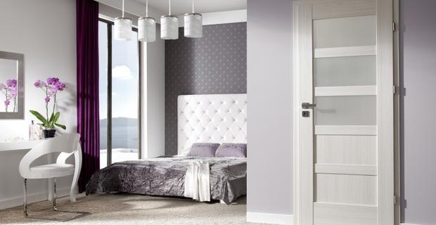 Drzwi wewnętrzne inspirowane włoską elegancją