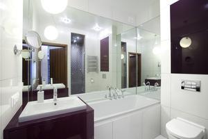 Jak optycznie powiększyć małą łazienkę - 9 trików do małej łazienki - Łazienka - Muratordom.pl